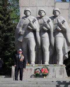 Речь ветерана войны