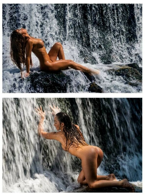 Arijana Maric in Playboy Croatia october 2015