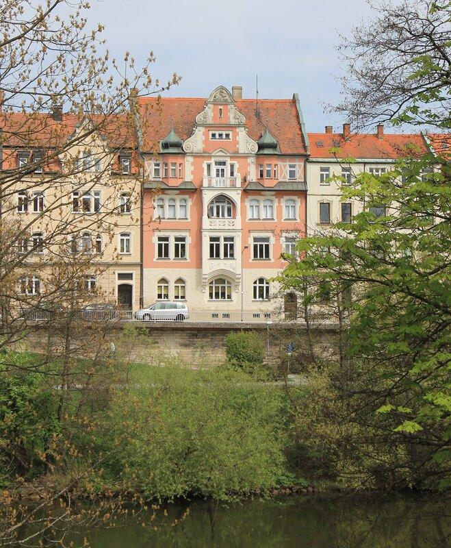 Бамберг. Канал Майн-Дунай (Main-Donau-Kanal)