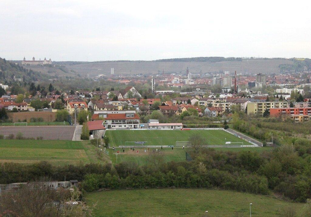 Германия. Федеральная земля Гессен. Germany. Hesse, Hessen, State of Germany