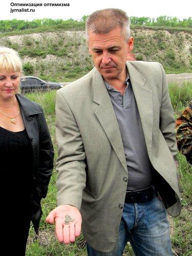 сенсация: летняя резиденция золотоордынского хана на луганщине