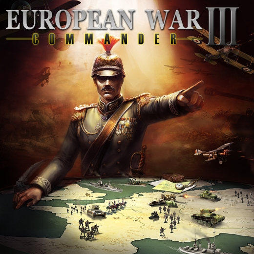[HD] European War 3 for iPad [v1.3.1, Настольная пошаговая стратегия, iOS 4.3, ENG]