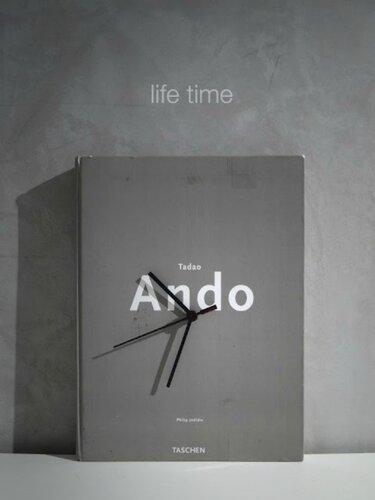 Часы из старой книги