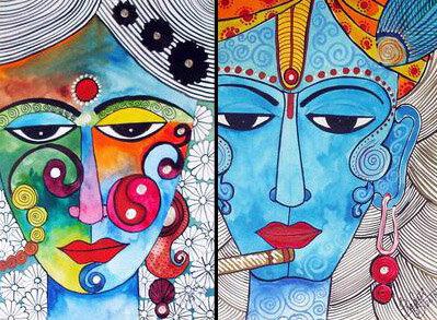 Автор художник Pragati Sharma