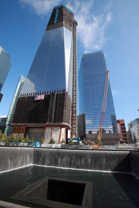 всемирный торговый центр нью йорк