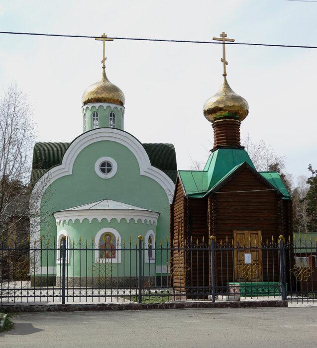 Боровое, церковь - 2012 год. Комментарии к фото - Кокшетау Онлайн