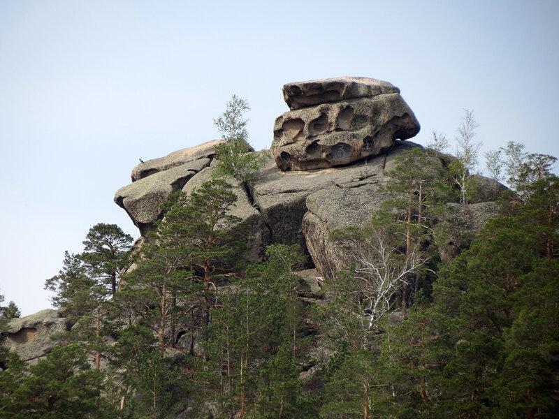 Боровое. Скалы - 2012 год. Комментарии к фото - Кокшетау Онлайн