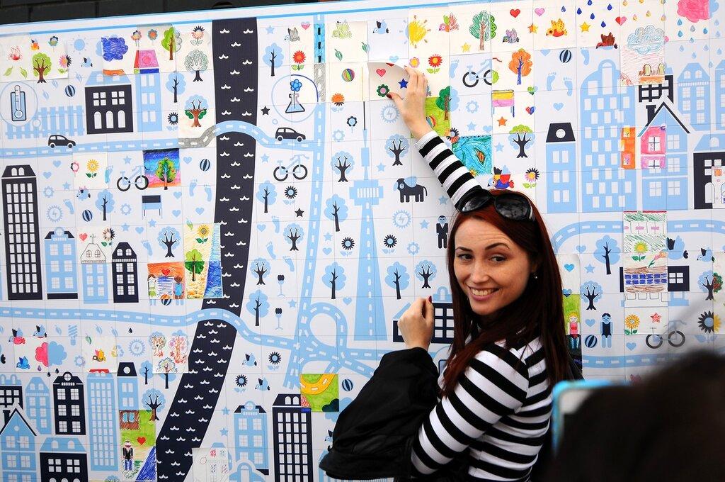 Дизайн-субботник Seasons 2012