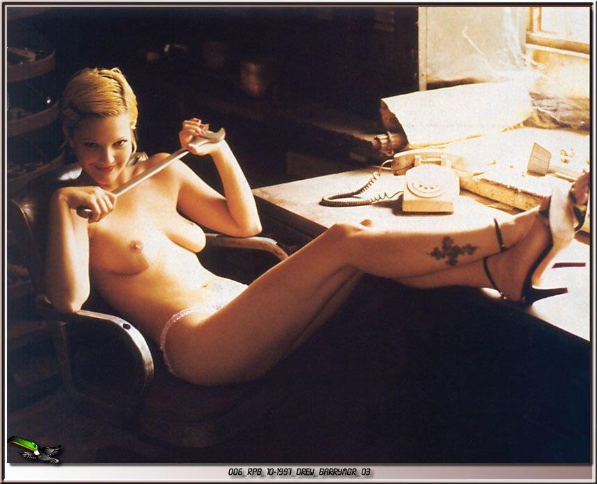 Drew Barrymore Playboy 1997