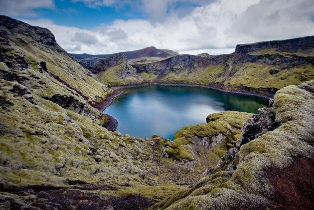 Вулкан Лаки. Исландия