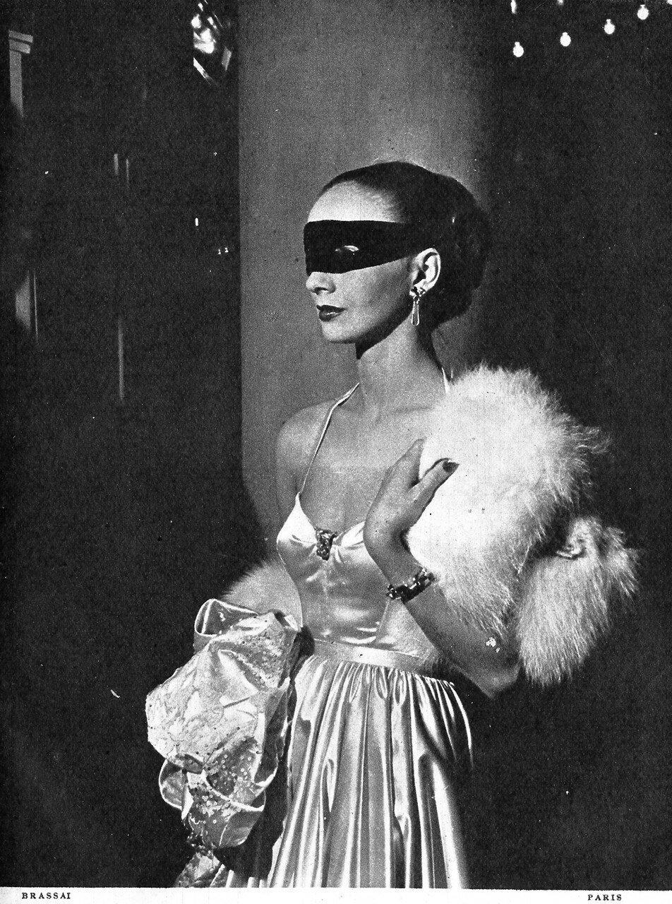 1947. Маскарад