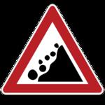 Падение камней