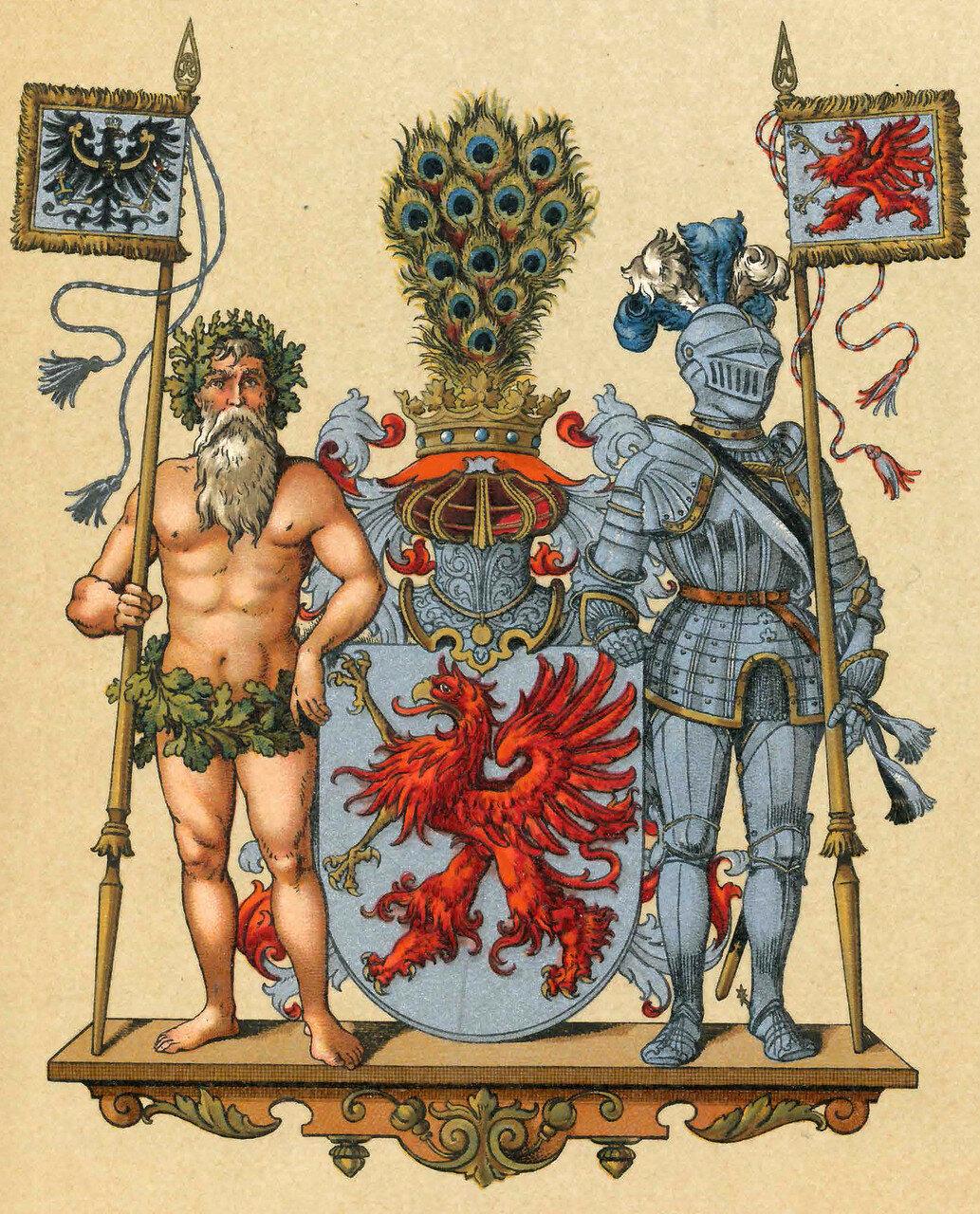 Герб Померании