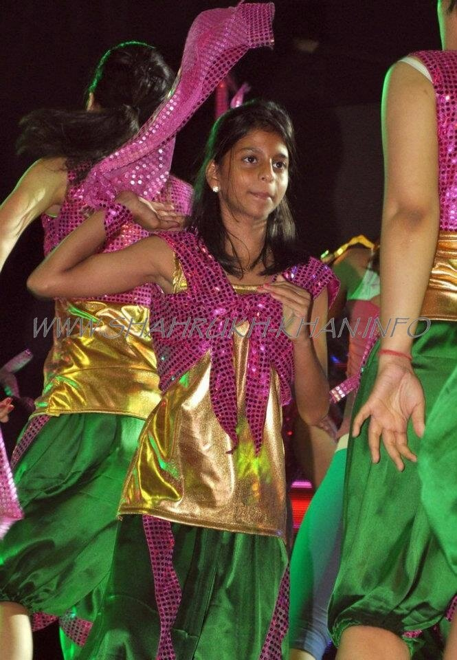 Suhana Khan - Mumbai Funk Event - 2 june 2012