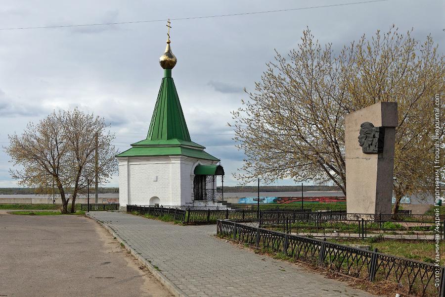 Стрелецкая часовня в Козьмодемьянске