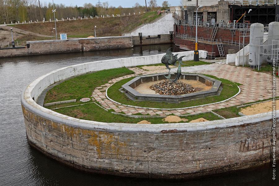 фонтан «рыбки»