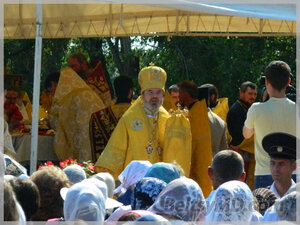 Епископ Маркел — день города Бельцы