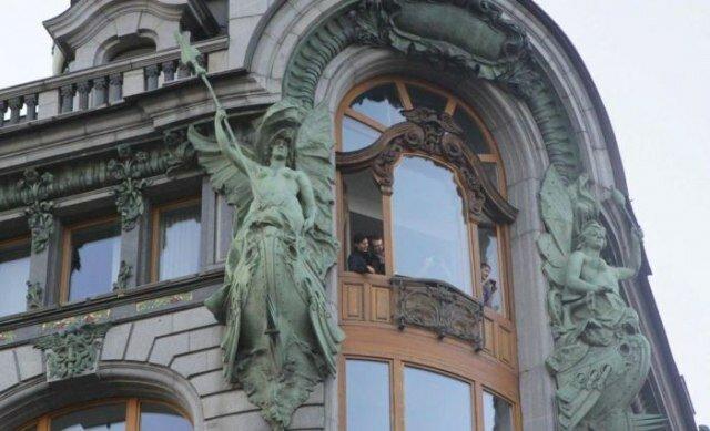 Как глава ВКонтакте развлекался в день города