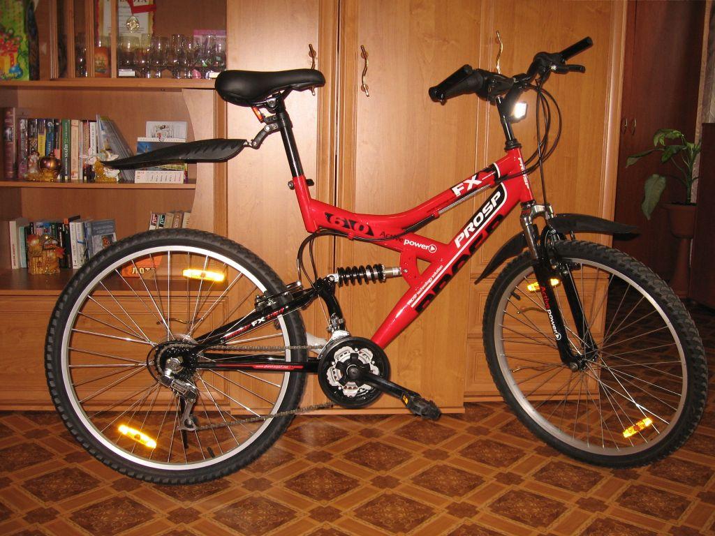 велосипед Витьки