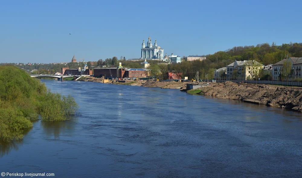 Часть 4. Смоленск: колорит и характер города