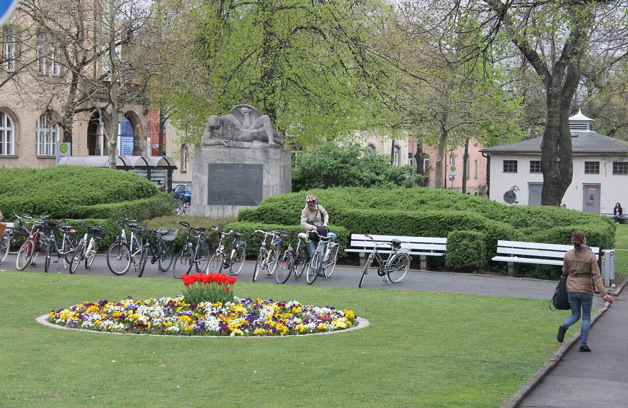 Bamberg. Markusplatz (Markusplatz)