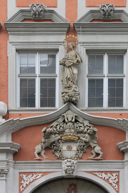 Бамберг. Площадь Обстмаркт (Obstmarktplatz)