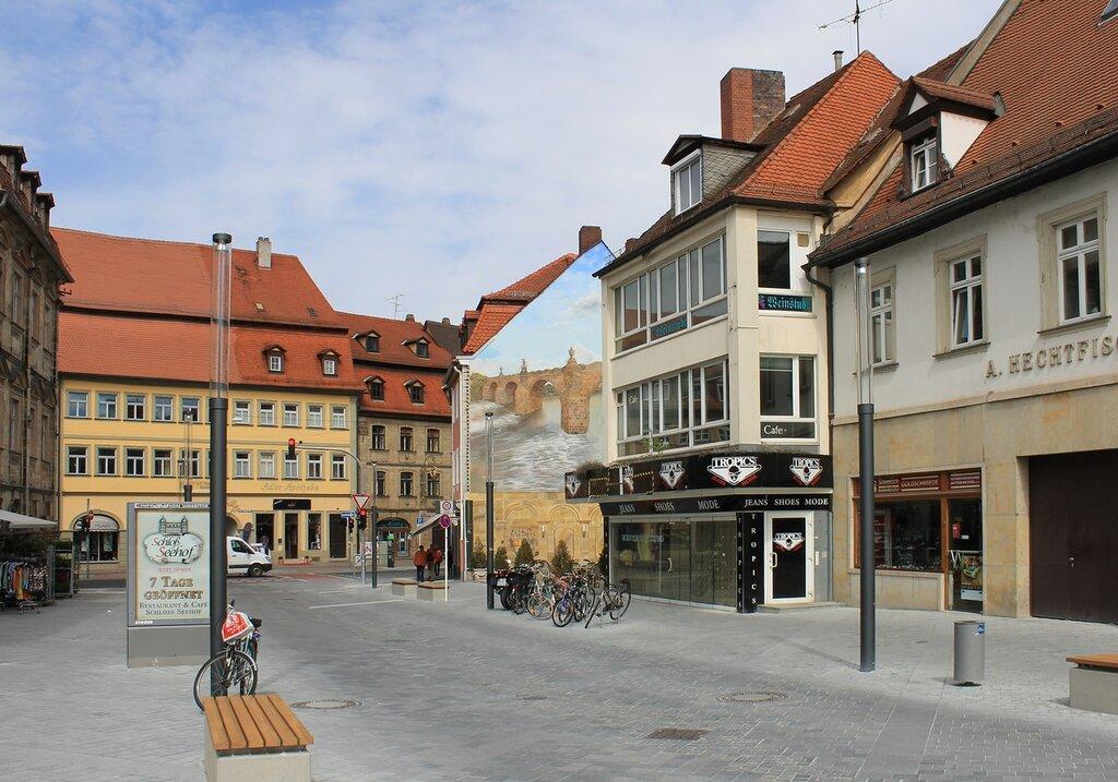 Bamberg, Kettenbrückstrasse
