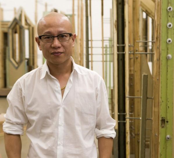 Китайский художник Лю Вэй/Lui Wei. Арх-метаморфозы