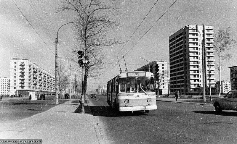 Петербург тогда и сейчас - Гражданский проспект