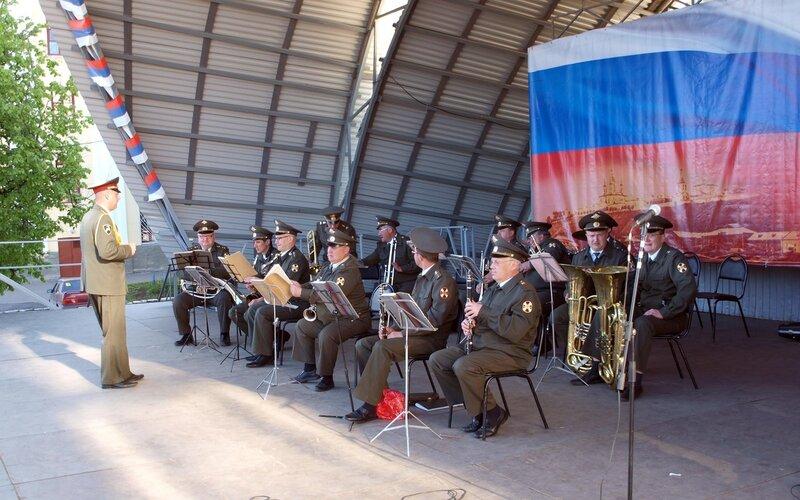 духовой оркестр в/ч 3426, г.Пермь