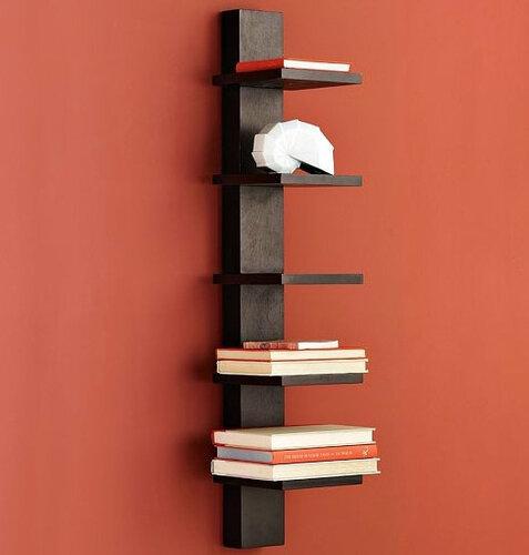 Книжные полки из дсп своими руками
