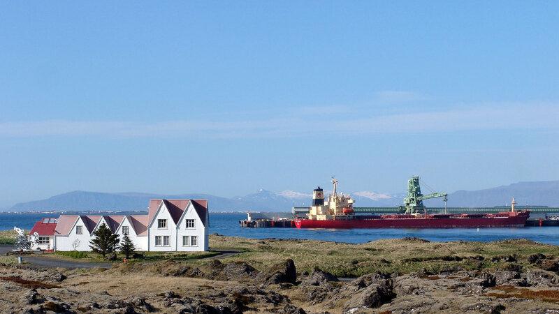 Однажды жарким днем в Исландии