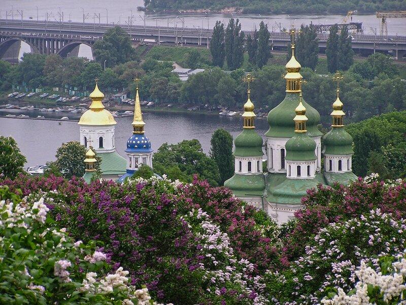 Киев.  Н.В. писал(а). Так город то очень красивый.  В Киеве мне очень нравилось бродить по городу.