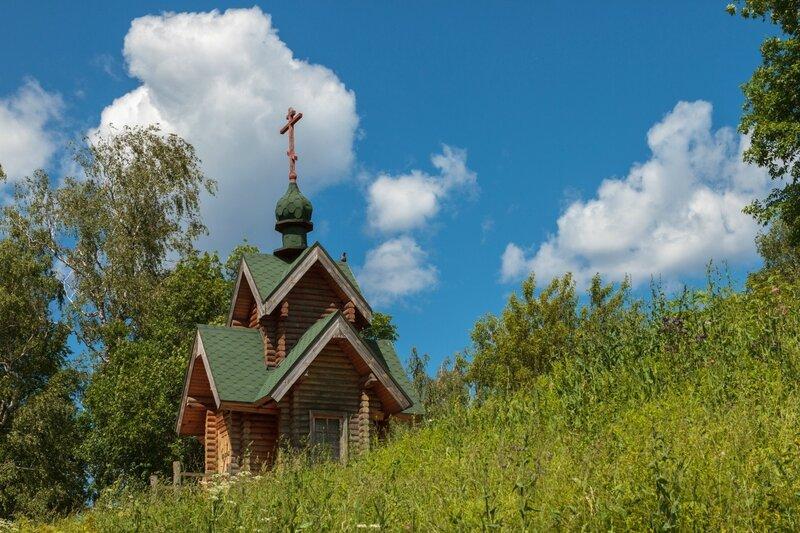 Часовня Воскресения Христова, Чкаловск