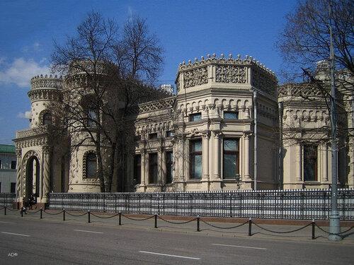 Arseny Morozov House on Vozdvizhenka