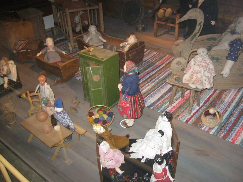 Эстония,Тарту, Музей игрушки