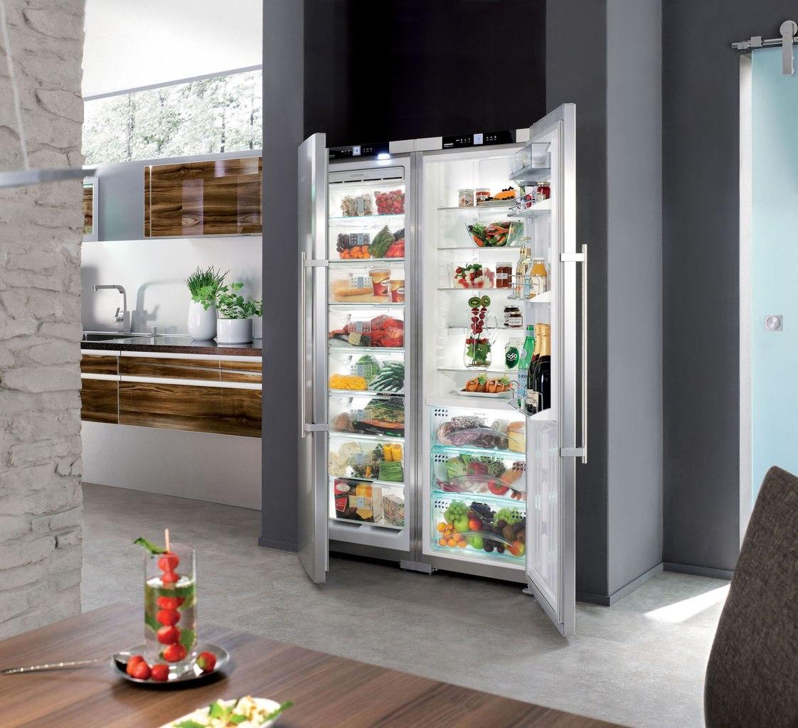 Встраиваемые холодильники Liebherr в Краснодаре - большой выбор и низкие цены