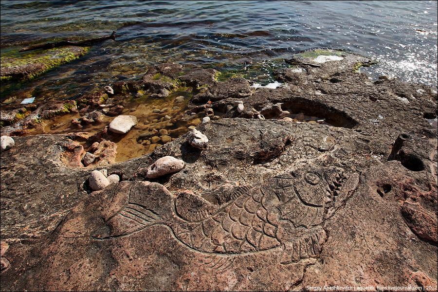 Каменные рисунки