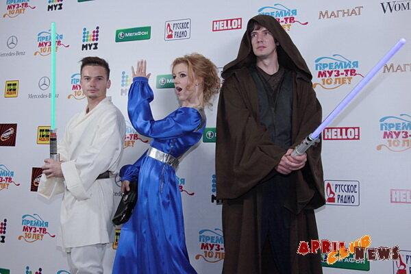 Юлианна Караулова и 5sta Family