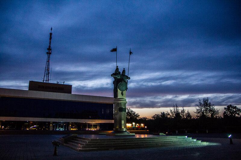 Достопримечательности города Петропавловска