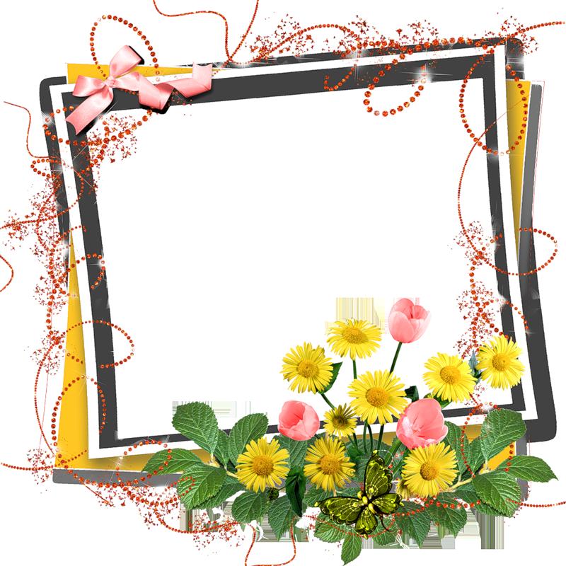 tube cadre en fleurs. Black Bedroom Furniture Sets. Home Design Ideas