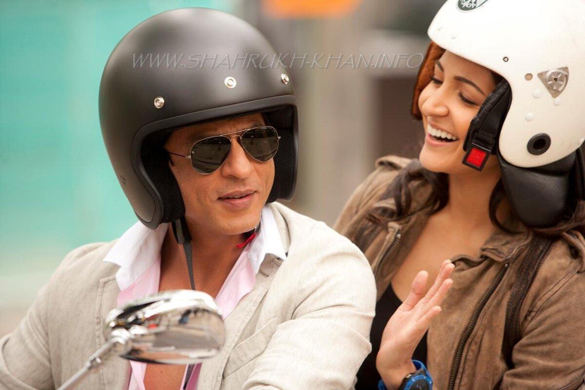 SRK & Anushka - Yash Chopra movie 2012 wallpapers