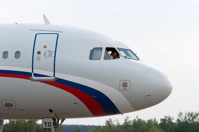 Airbus A319-111 (EI-ETO) Россия DSC0463