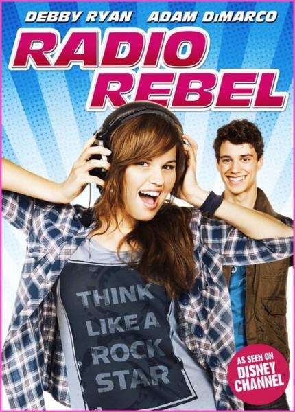 Бунтарка / Radio Rebel (2012) WEB-DL 720p + WEB-DLRip + HDTVRip