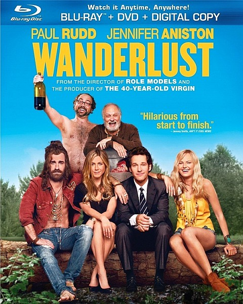 Жажда странствий / Страсть к перемене мест / Wanderlust (2012) BDRemux + BDRip 1080p + 720p + DVD9 + DVD5 + HDRip