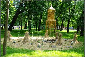 Выставка Императорские сады России.2012