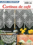 Laura Creativa: Cortinas de Cafe №14 2010