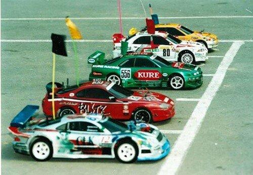 Автомодельный спорт