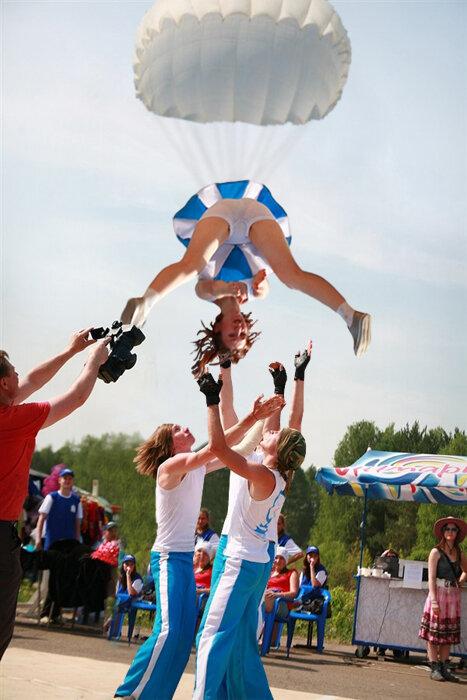Фотожаба прыжок