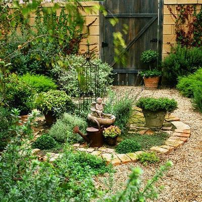 Decoraci n e ideas para mi hogar decoraci n de jardines for Ideas para jardines rusticos